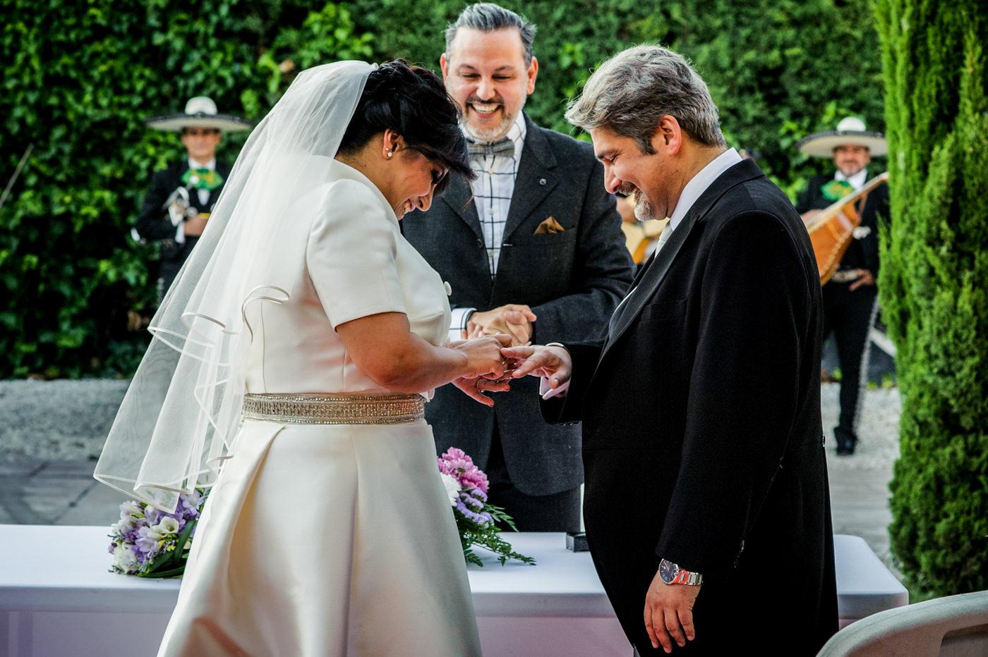 casarse en un chalet en Paracuellos del Jarama
