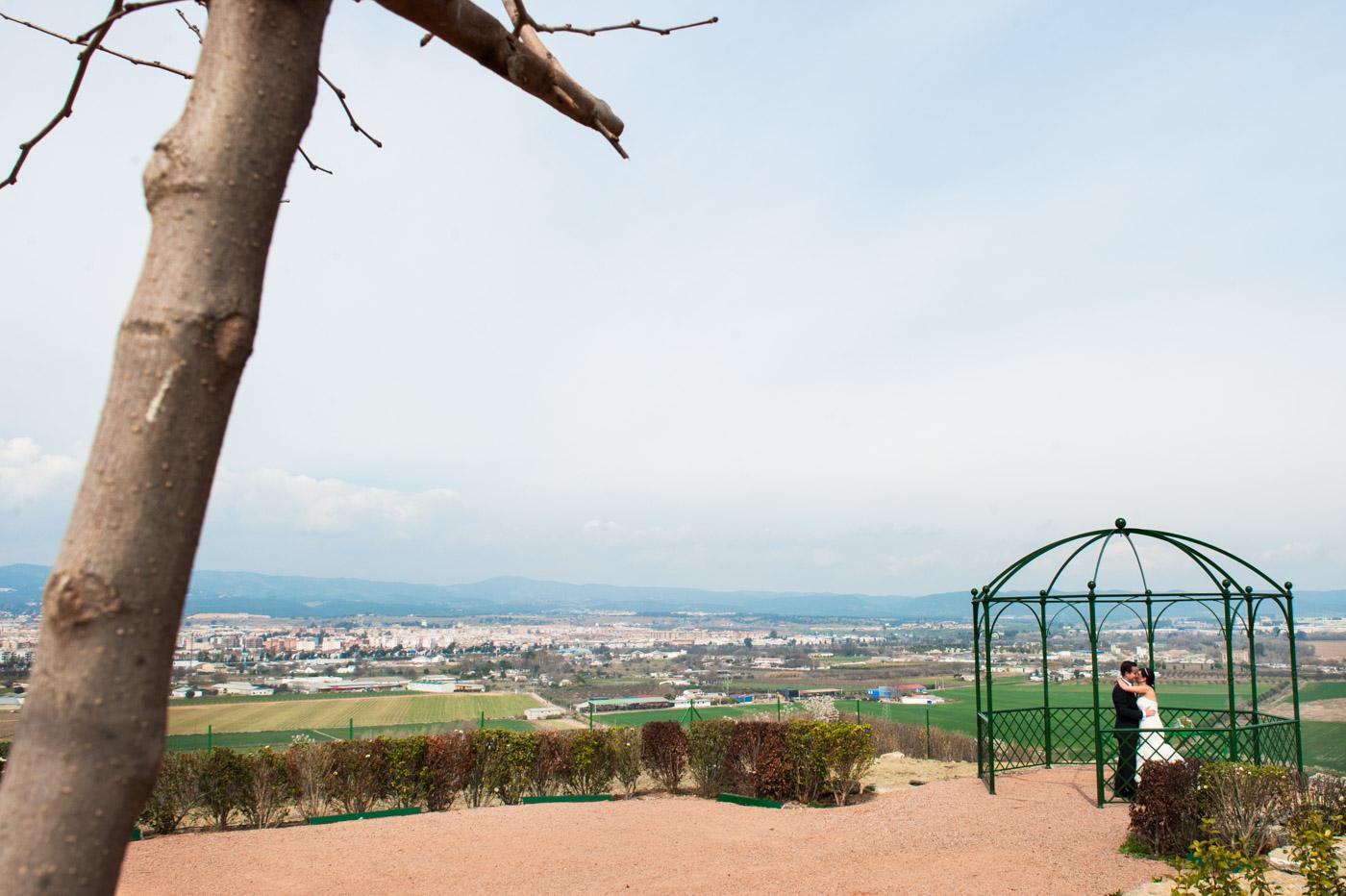 Boda civil en cortijo Torre de la Barca en Córdoba