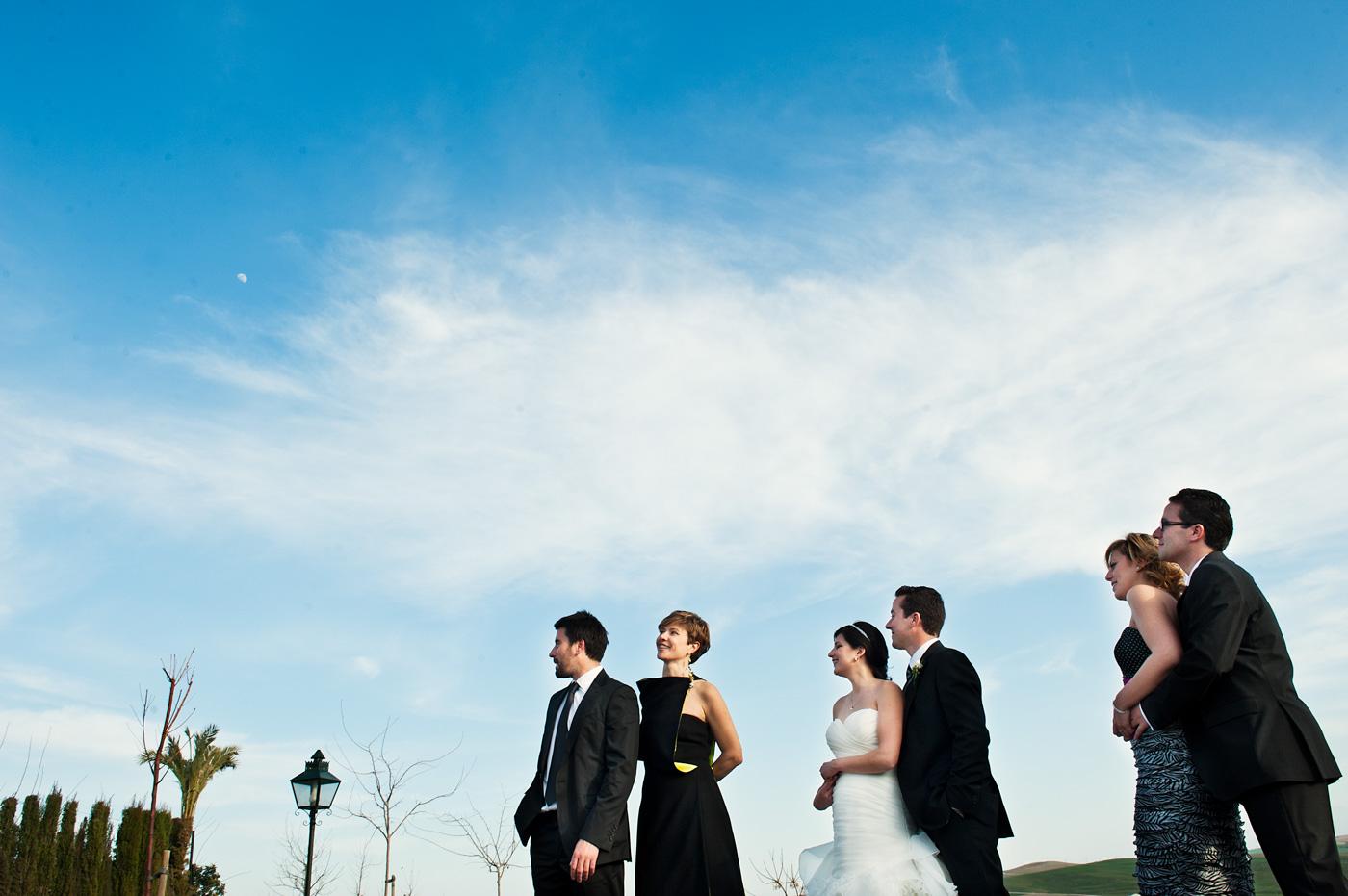 Fotos boda torre de la barca