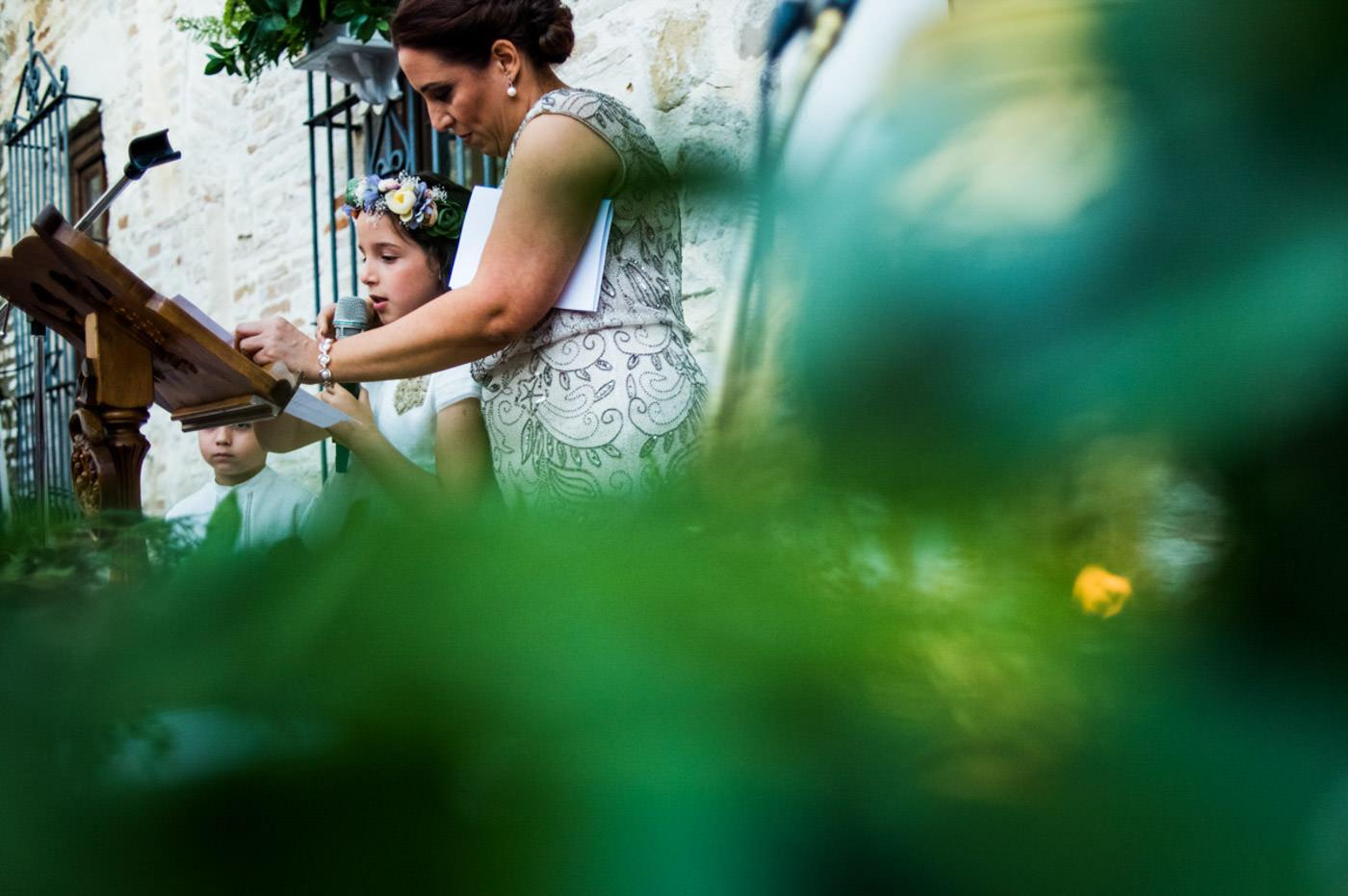 Boda civil en Granada fotos