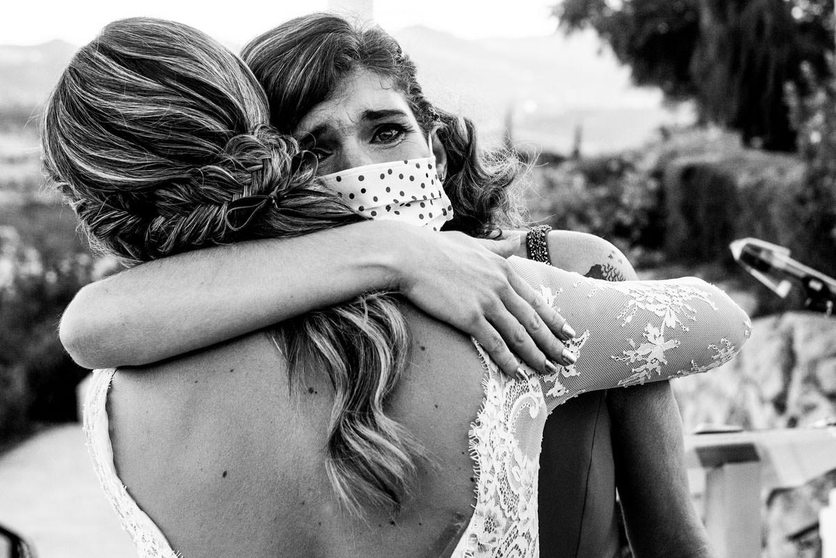 boda al atardecer en malaga