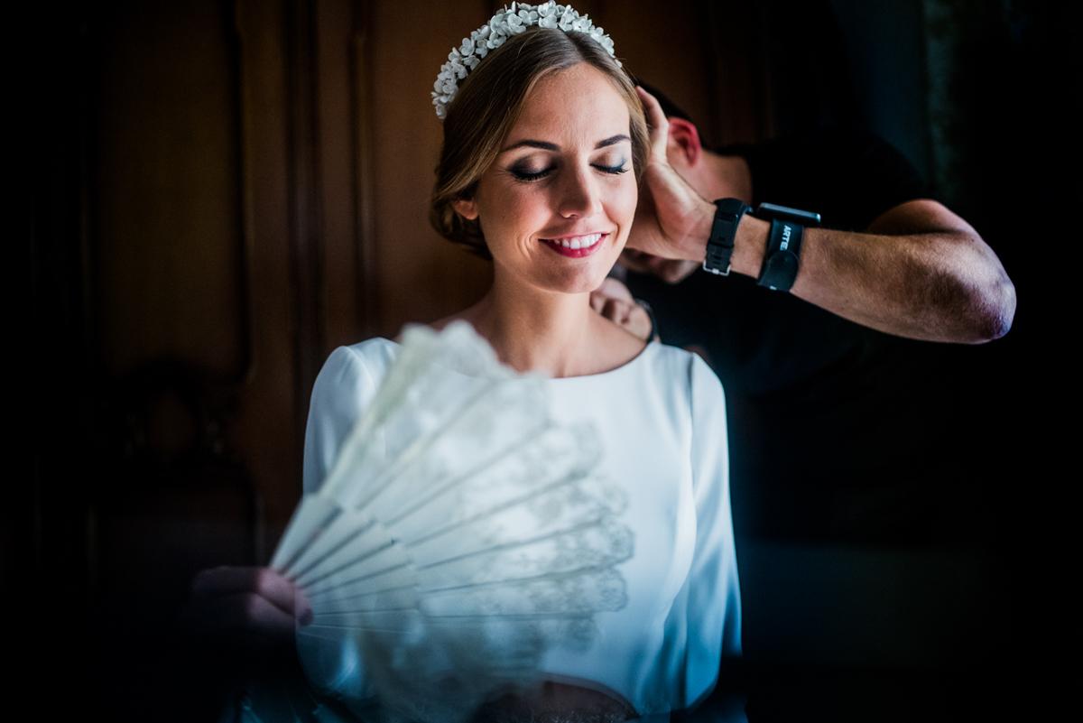 fotos preparativos boda