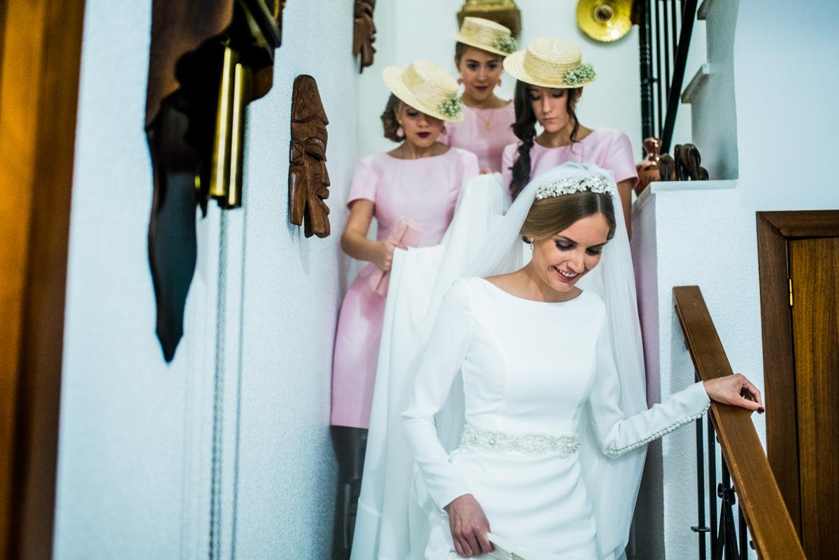 fotos preparativos boda cordoba
