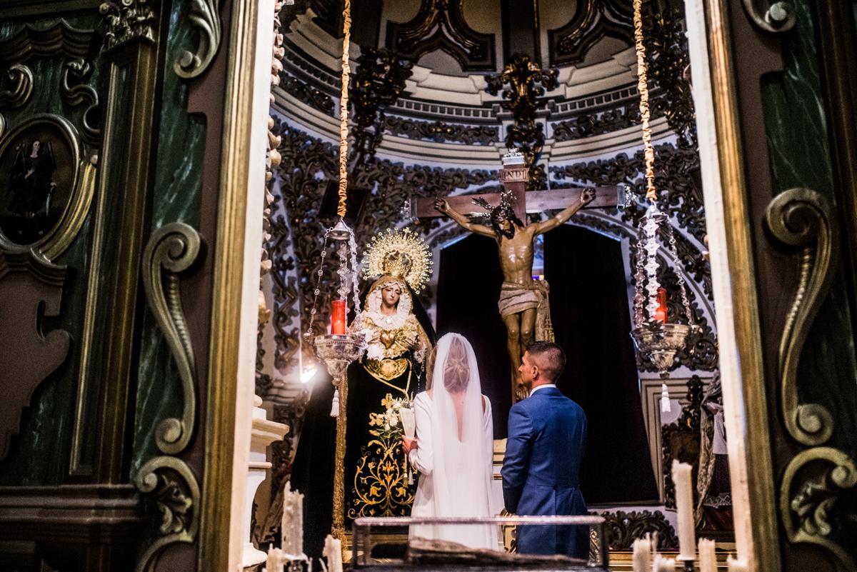 fotos ceremonia religiosa pedro abad