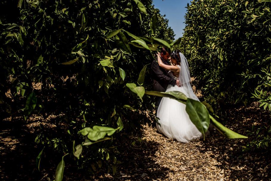 boda en fuente palmera