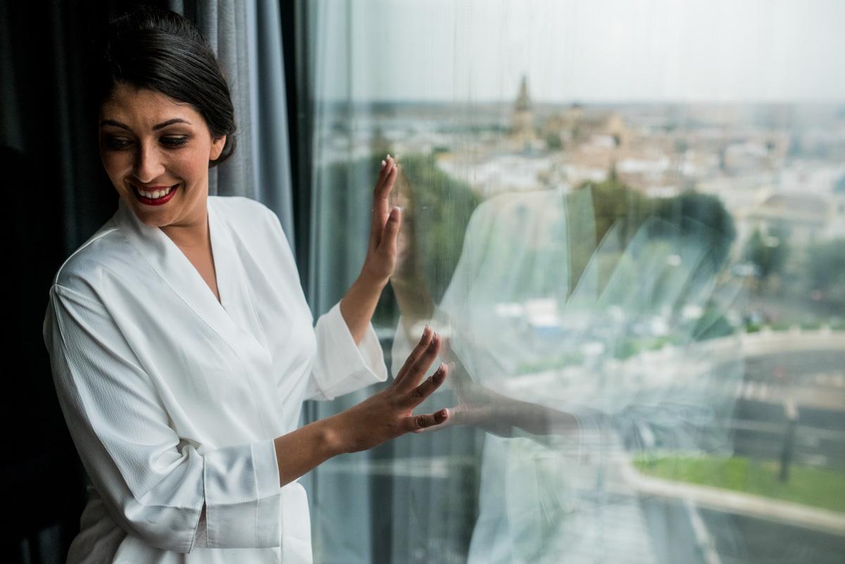 HOTEL EUROSTARS CORDOBA BODA