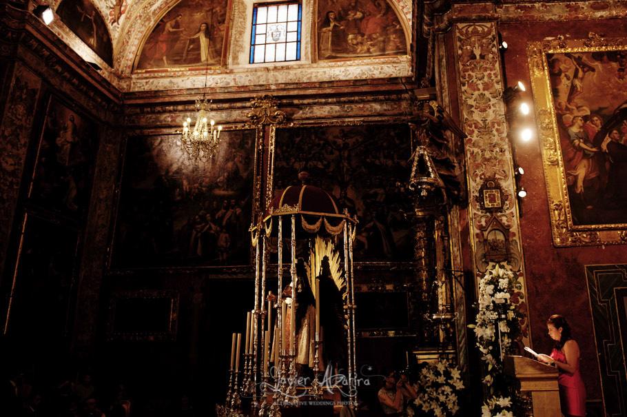 boda iglesia san cayetano cordoba