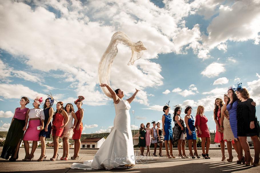 fotos damas de honor boda
