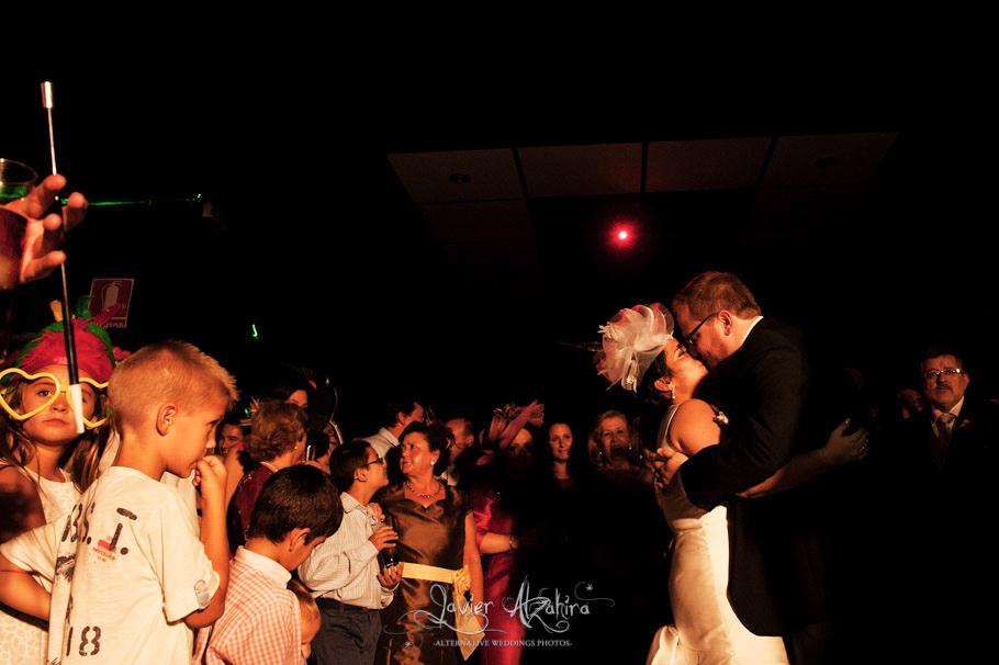 fieston en una boda cordoba