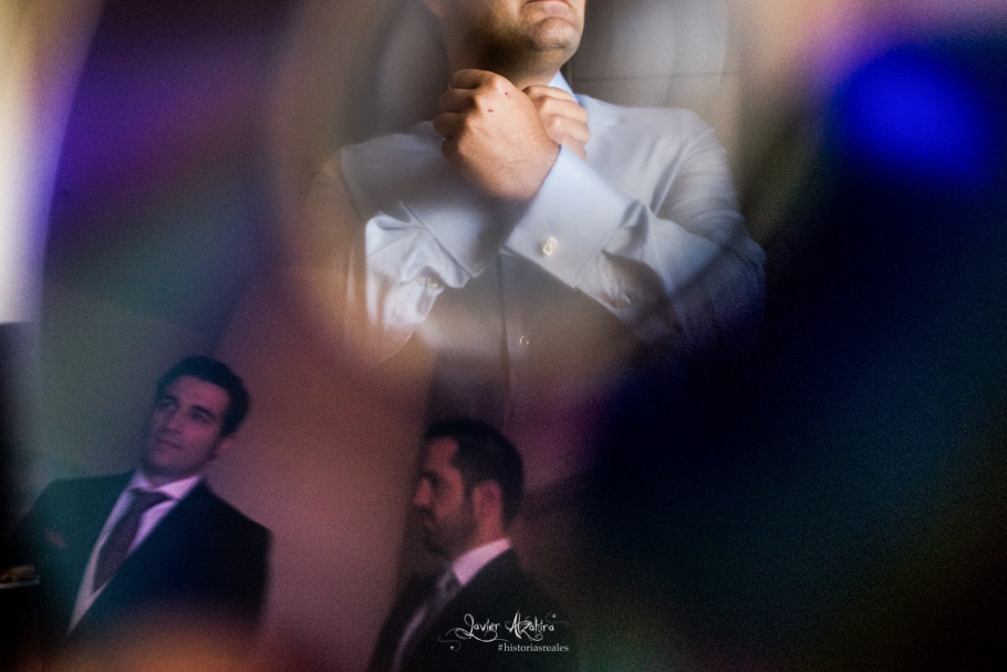 Increíble boda hotel en Montoro